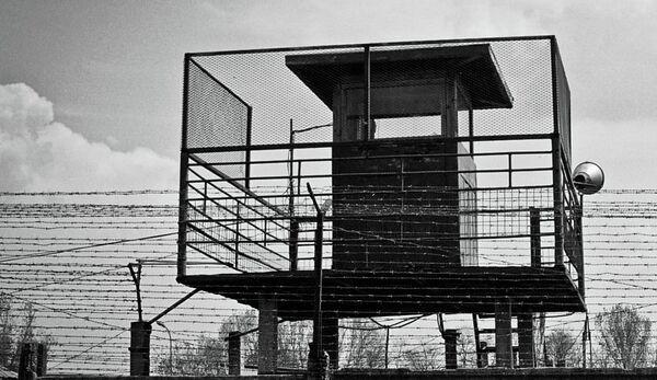 Тюремная вышка. Архивное фото - Sputnik Таджикистан