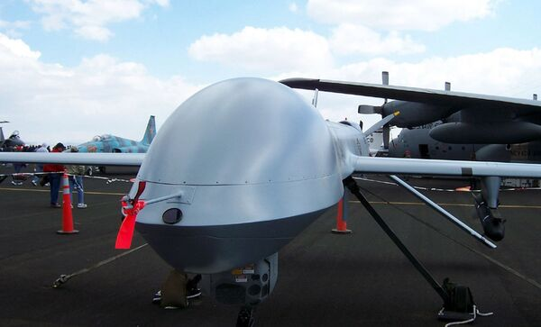 БПЛА ВВС США. Архивное фото - Sputnik Таджикистан