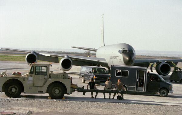 Авиабаза. Архивное фото - Sputnik Таджикистан