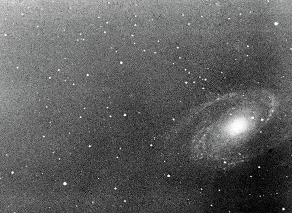 Вид на спиральные галактики. Архивное фото. - Sputnik Таджикистан