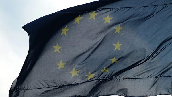 Флаг Евросоюза. Архивное фото. - Sputnik Таджикистан