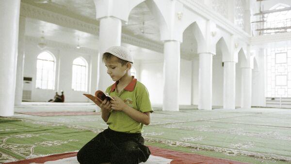 Мечеть. Архивное фото - Sputnik Таджикистан