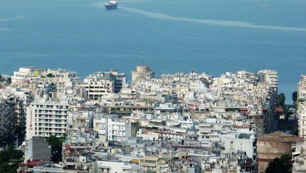 Вид на Грецию. Архивное фото - Sputnik Таджикистан