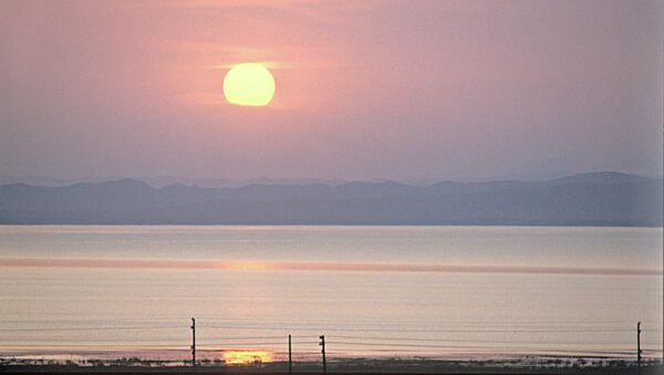 Водохранилище Таджикское море - Sputnik Тоҷикистон