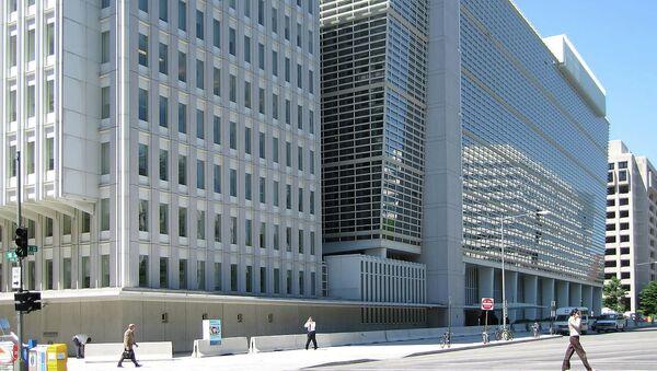 Штаб-квартира Всемирного банка в Вашингтоне. Архивное фото - Sputnik Таджикистан