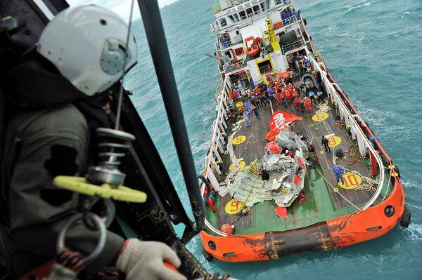 Поисковая операция в Яванском море - Sputnik Таджикистан