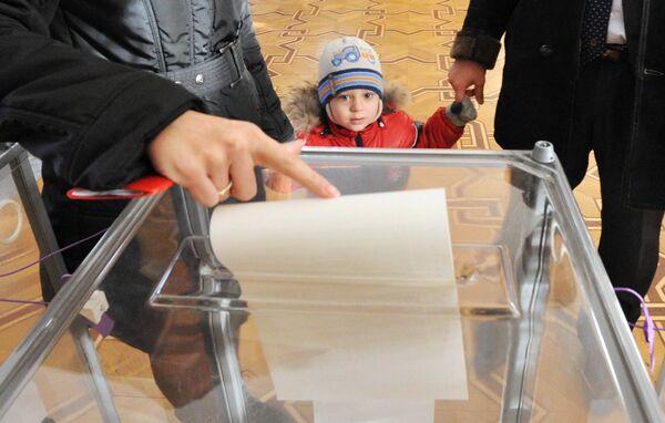 Выборы. Архивное фото - Sputnik Таджикистан