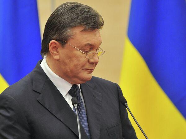 Виктор Янукович. Акс аз бойгонӣ - Sputnik Тоҷикистон