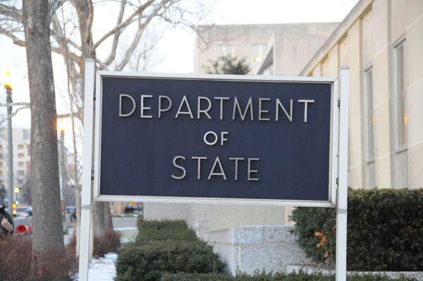 Государственный департамент США. Flikr.com - Sputnik Таджикистан