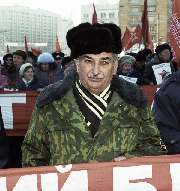 Евгений Джугашвили. Архивное фото - Sputnik Таджикистан