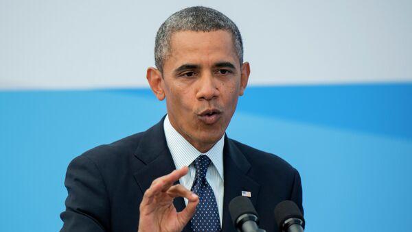 Барак Обама. Архивное фото. - Sputnik Таджикистан