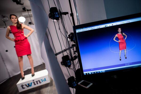 Работа студии 3D моделирования. Архивное фото - Sputnik Таджикистан