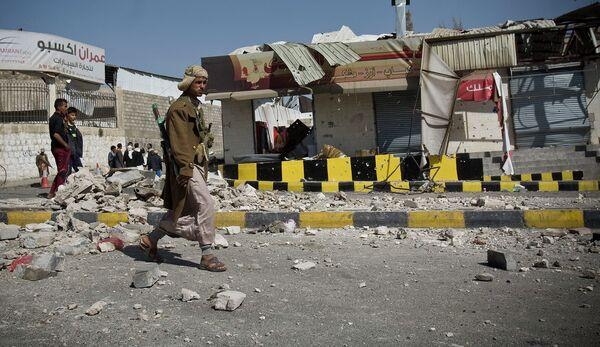 Обстановка в Йемене 20 января 2015 года - Sputnik Таджикистан