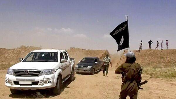 Боевики Исламского государства - Sputnik Таджикистан
