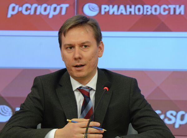 Максим Филимонов. Архивное фото - Sputnik Таджикистан