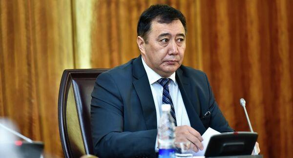 Абдырахман Маматалиев. Архивное фото - Sputnik Таджикистан