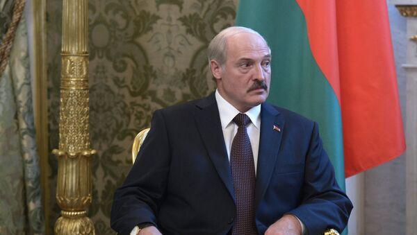 Президент Белоруссии Александр Лукашенко. Архивное фото - Sputnik Таджикистан