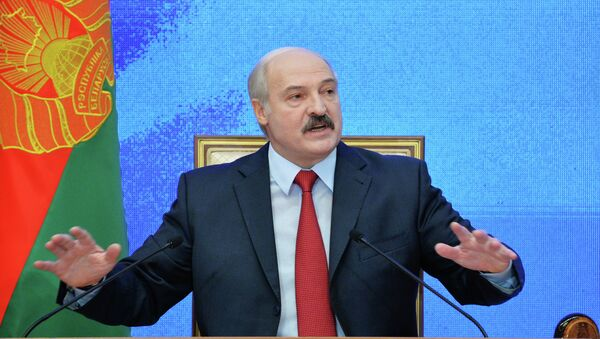 Президент Беларуси Александр Лукашенко. Архивное фото. - Sputnik Таджикистан