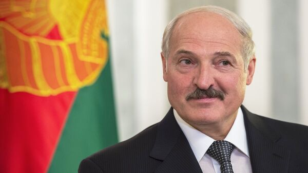 Президент Белоруссии Александр Лукашенко, архивное фото - Sputnik Таджикистан