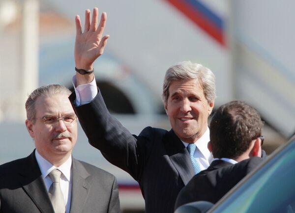 Госсекратарь США Джона Керри. Архивное фото - Sputnik Таджикистан