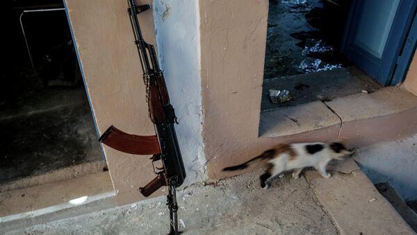 Ситуация в сирийском городе Маалула - Sputnik Таджикистан