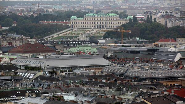 Города мира. Вена. Архивное фото - Sputnik Таджикистан
