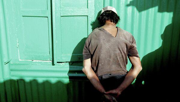 Задержание. Архивное фото - Sputnik Таджикистан