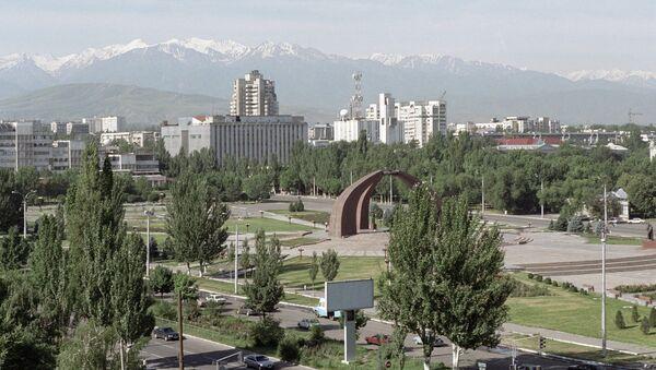 Бишкек. Архивное фото - Sputnik Таджикистан