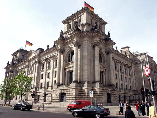 Здание Бундестага в Берлине. Архивное фото - Sputnik Таджикистан