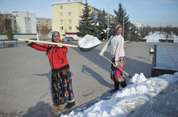 Мигранты из Средней Азии. Архивное фото - Sputnik Таджикистан