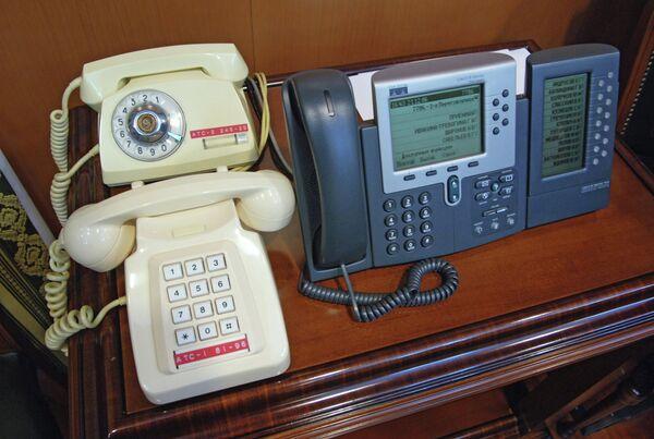 Телефоны. Архивное фото - Sputnik Таджикистан