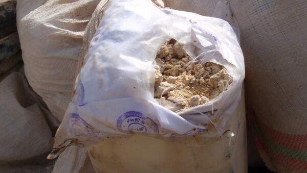 Пакет с героином. Архивное фото - Sputnik Таджикистан