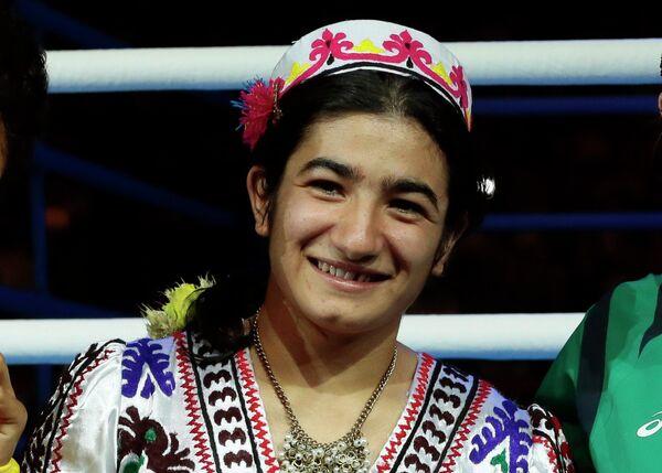 Мавзуна Чориева. Архивное фото - Sputnik Таджикистан