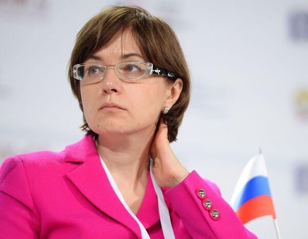Ксения Юдаева. Архивное фото - Sputnik Таджикистан