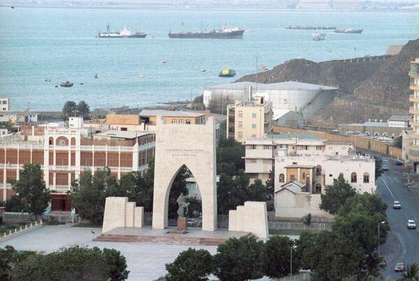 Вид на Йемен. Архивное фото - Sputnik Таджикистан
