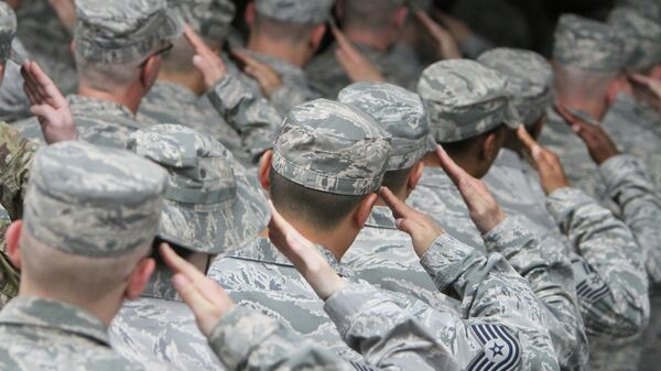 Военнослужащие США, архивное фото - Sputnik Таджикистан