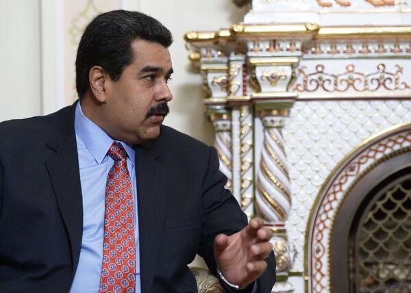 Президент РФ В.Путин встретился с президентом Венесуэлы Н.Мадуро - Sputnik Таджикистан