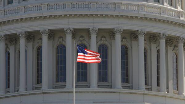 здание Конгресса США - Sputnik Таджикистан