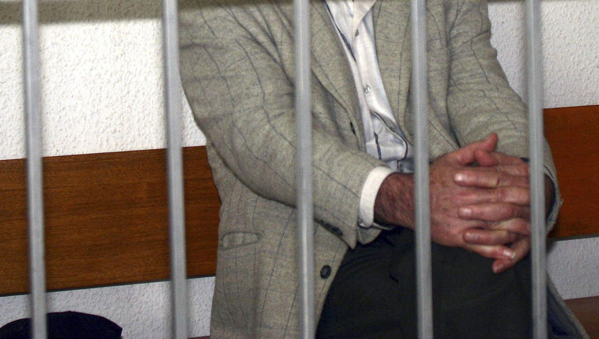 На скамье подсудимых, архивное фото - Sputnik Таджикистан, 1920, 04.02.2021