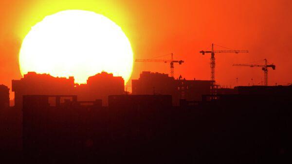 Солнце - Sputnik Таджикистан
