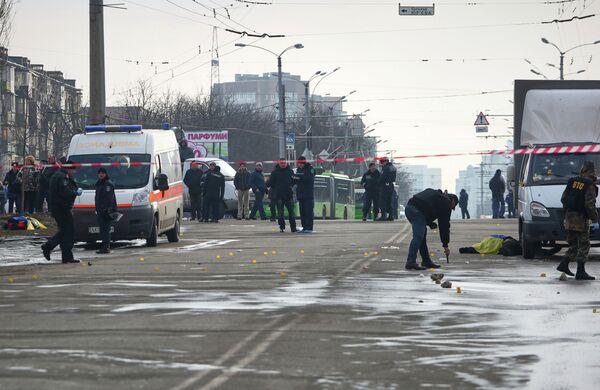 В Харькове во время шествия прогремел взрыв. Архивное фото - Sputnik Таджикистан