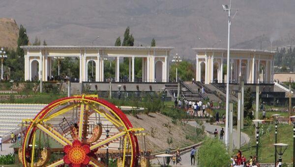 Парк Боги Пойтахт. Архивное фото - Sputnik Таджикистан