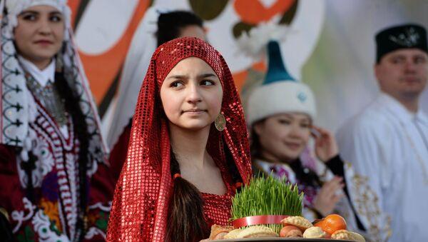 Празднование Навруза. Архивное фото. - Sputnik Таджикистан