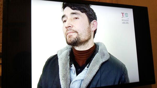 Шерали Пардаев (мулла червяк) в сюжете ТВС - Sputnik Таджикистан