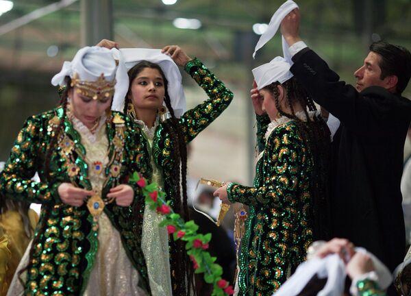 Навруз в Таджикистане. Архивное фото. - Sputnik Таджикистан