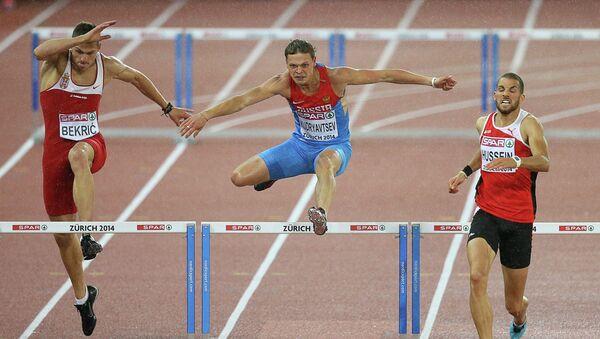 Легкая атлетика.  Архивное фото - Sputnik Таджикистан