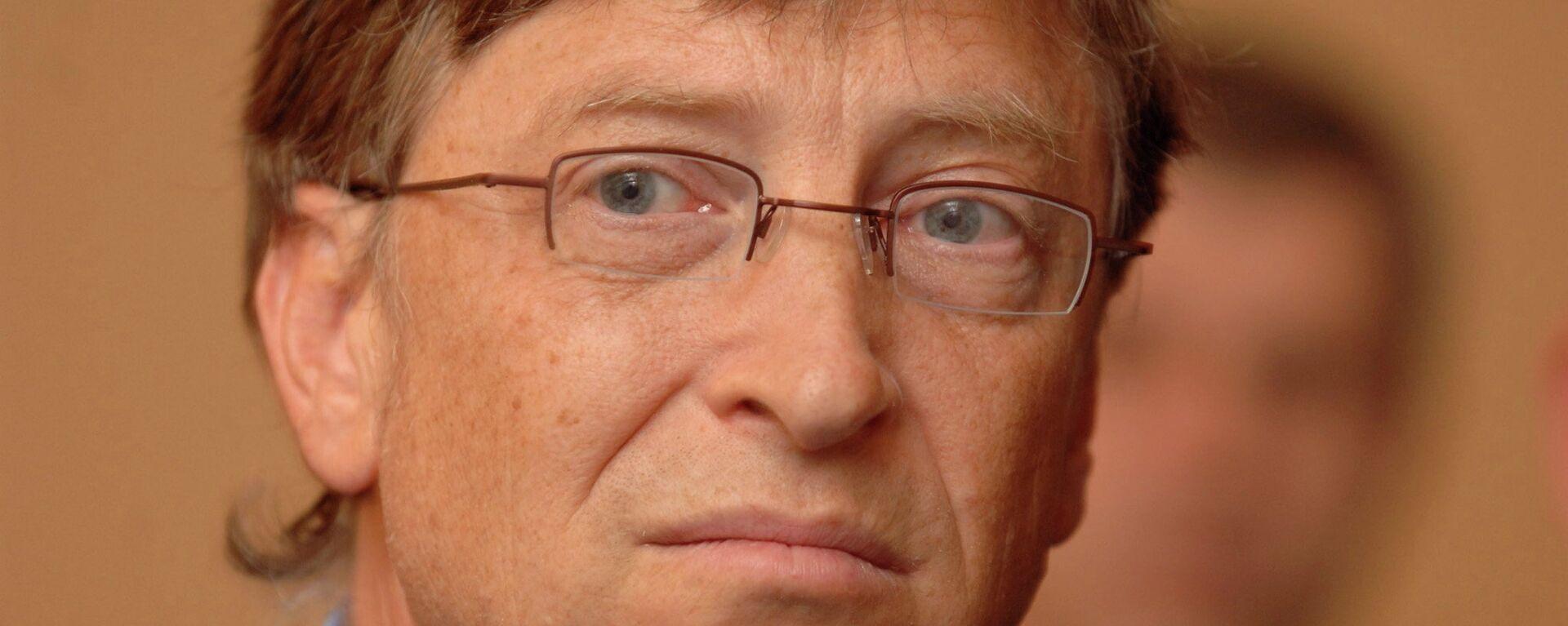 Билл Гейтс - Sputnik Таджикистан, 1920, 05.05.2021