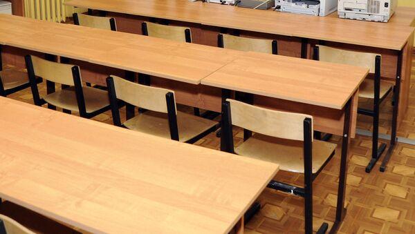 Учебный класс. Архивное фото - Sputnik Таджикистан