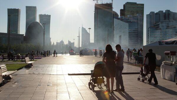 Астана, архивное фото - Sputnik Таджикистан