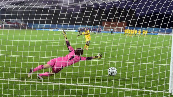 Женский турнир по футболу. Архивное фото - Sputnik Таджикистан